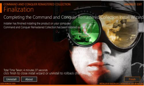 Download Command and Conquer Remastered Collection Highly Compressed