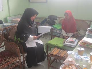 Validasi Standar Pelayanan Minimal Madrasah di MIS Al Raudlah