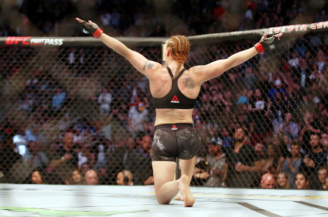 Valentina Shevchenko UFC 247 6