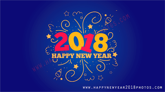 New Year 2018 wishes