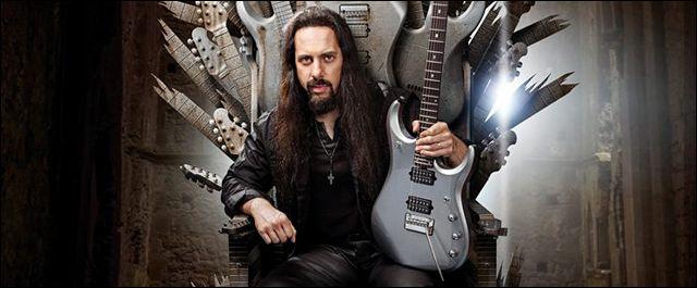 Equipo de John Petrucci: Guitarras, Pastillas, Amplificadores y Efectos.