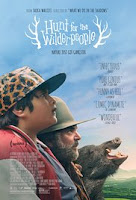 Hunt for the Wilderpeople (2016) - Poster