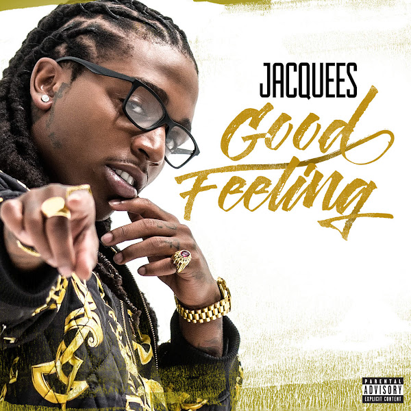 Jacquees - Good Feeling - Single Cover