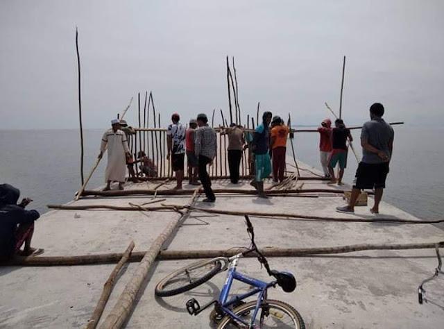 Antisipasi Serbuan Wisatawan, Dermaga Pulau Berhala Dipagar