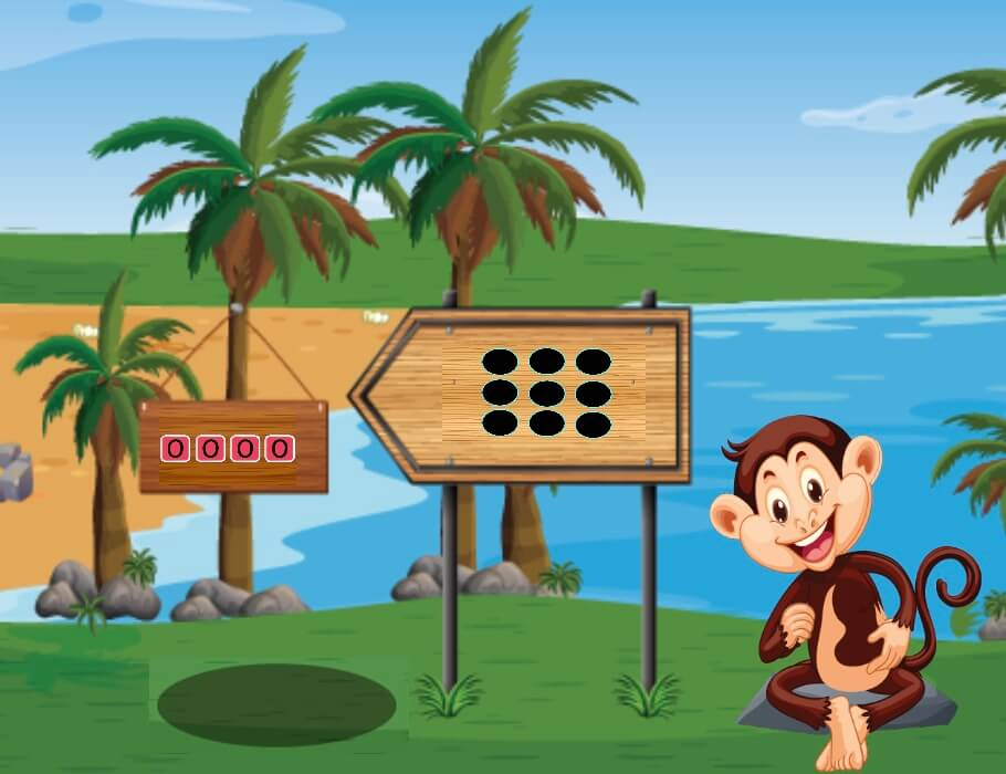 Games2Escape Help Hungry Island Monkey