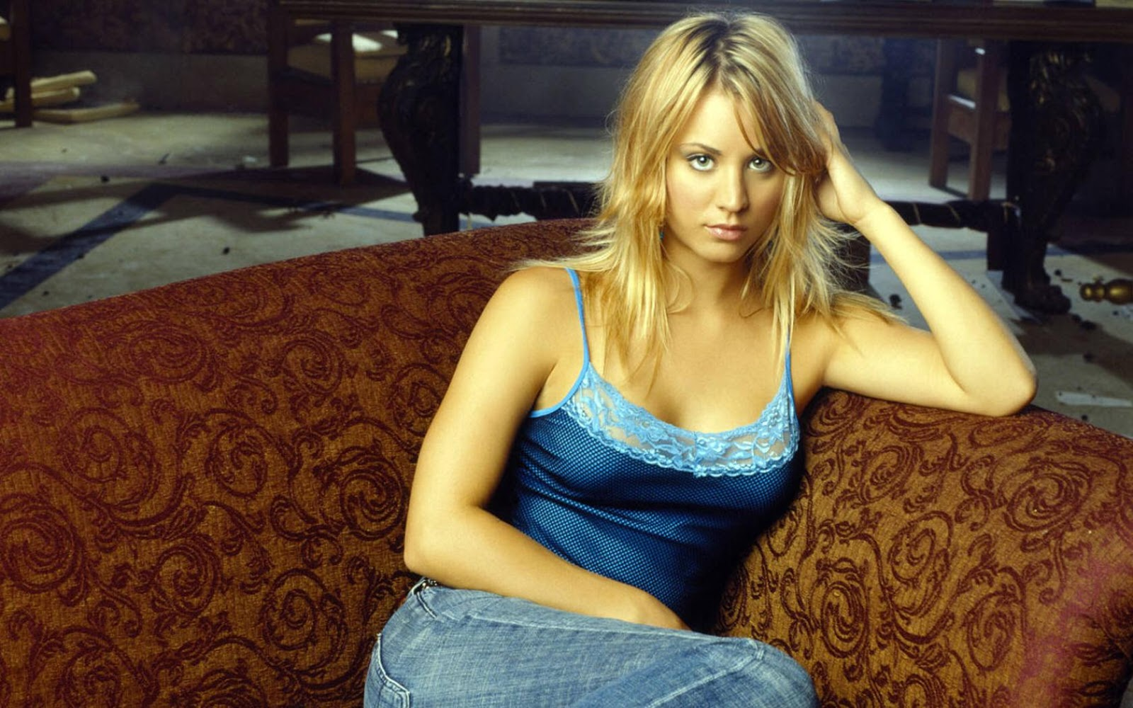Kaley Cuoco Top Class Beautiful Women The Sexy Pictures