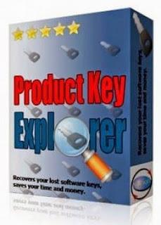 تثبيت وتفعيل برنامجproductkeyexplorer مع التفعيل لإستخراج كل السيريالات