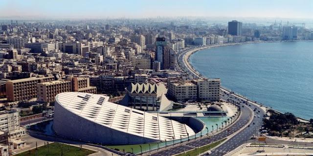 Alexandria, Mesir