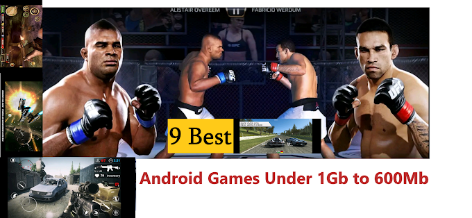 9 Best Android Games Under 1Gb to 600Mb | Android Game | 2021 | 9Technoadda