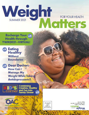 Weight Matters Magazine Summer 2021