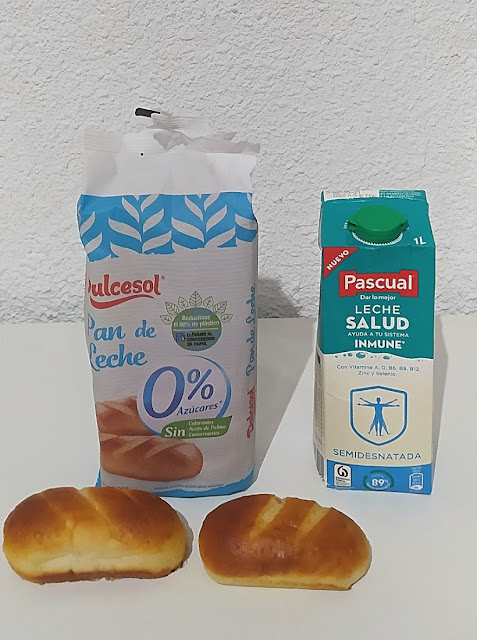 Pan de Leche Dulcesol