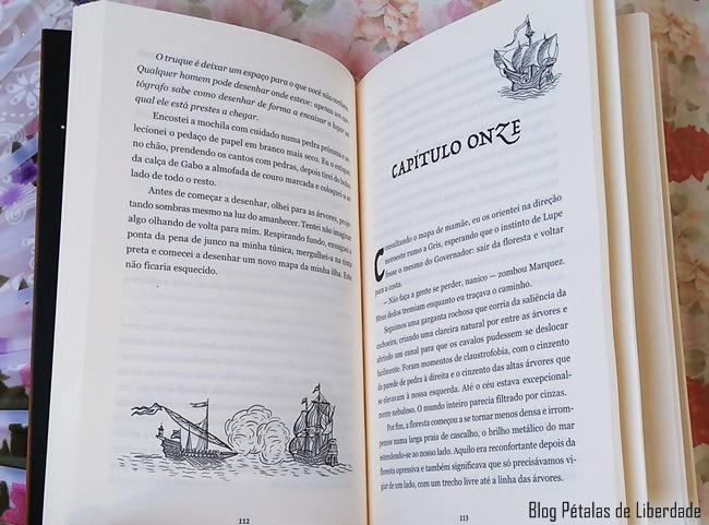 livro, A-Garota-que-Lia-as-Estrelas, Kiran-Millwood-Hargrave, Editora-Jangada, foto, trecho