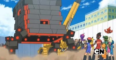 Pokémon Sol y Luna Ultra Aventuras Capitulo 42 Temporada 21 Mira antes de saltar
