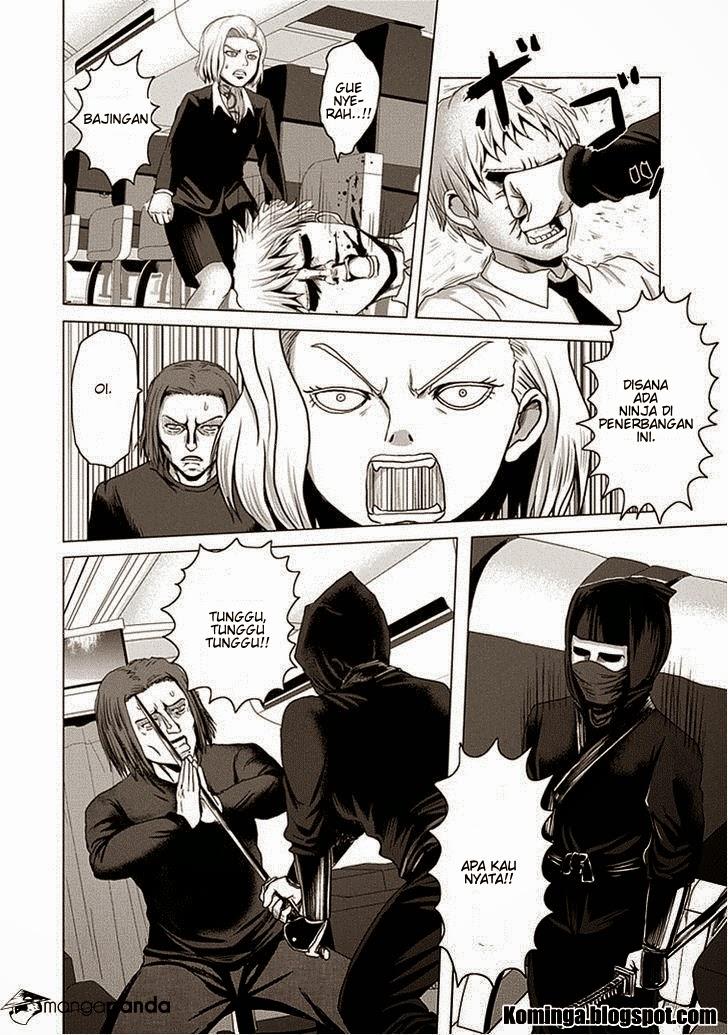 Komik zai x 10 007 8 Indonesia zai x 10 007 Terbaru 8|Baca Manga Komik Indonesia|