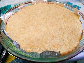 Кокосовый торт Рафаэлло