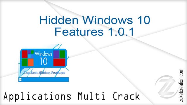 Hidden Windows 10 Features 1.0.1