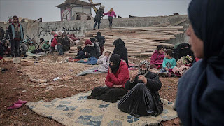 منظمات مجتمع مدني تركية تطالب بريطانيا وأوروبا باستقبال طالبي اللجوء