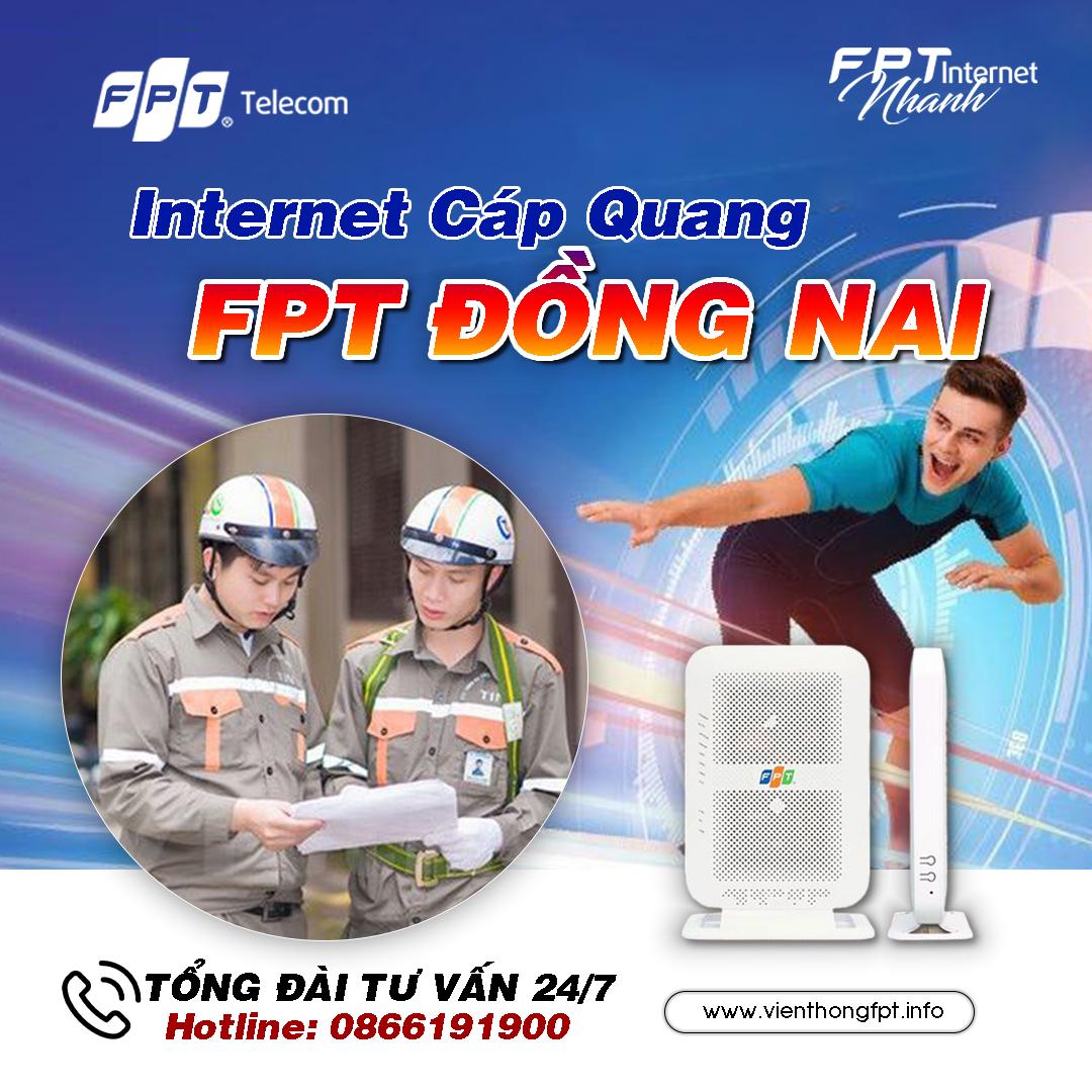 Đăng ký Internet FPT tại Đồng Nai