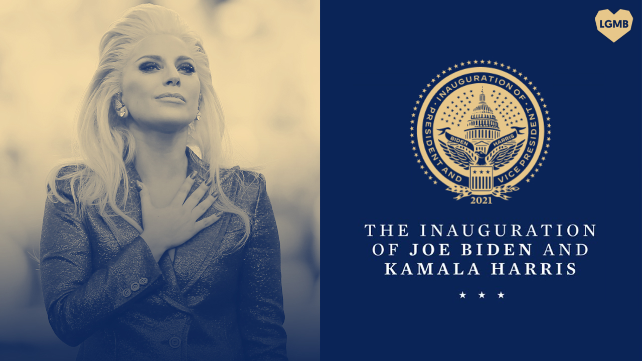 LIVESTREAM: Lady Gaga interpreta el himno nacional en la ceremonia de investidura de Joe Biden
