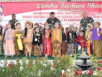 TNI Peduli Pupuk Generasi Muda Nilai Kejuangan Bangsa