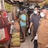 Walikota Cek Penerapan PPKM di Lokasi Rawan Kerumunan