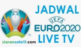 Jadwal EURO 2020 LIVE TV