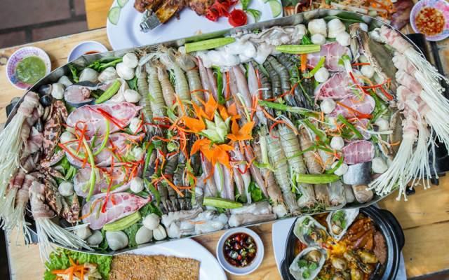 Nhà hàng Gành Dầu Phú Quốc