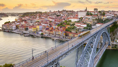 Turismo en Oporto, Portugal
