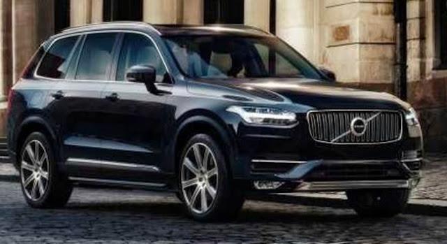 2018 Volvo XC90 R Design Release