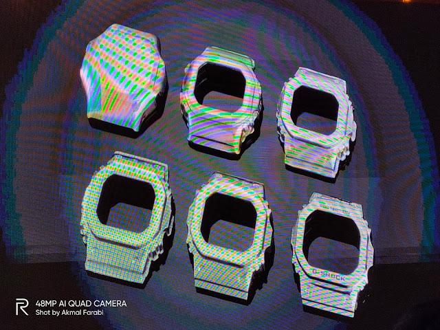 Sempurnakan Gaya Penampilan Bersama Jam G-Shock GM-5600