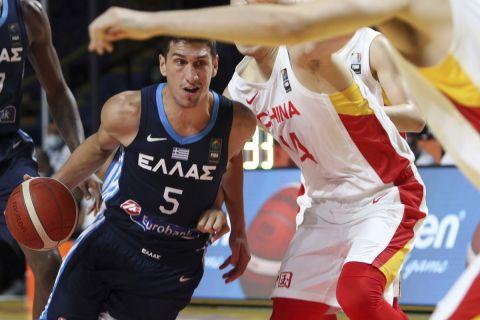 Λαρεντζάκης: «Το μυαλό μας πρέπει να είναι στο ματς με την Τουρκία»