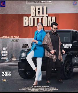 BELL BOTTOM - GUR SIDHU FT. BANI SANDHU MP4 VIDEO SONG 2020 - DjPunjab