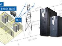 UPS, Sang Penyelamat Saat Listrik Utama Padam