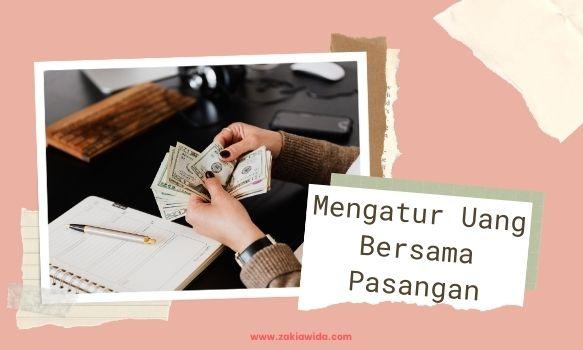 Mengatur uang bersama pasangan