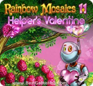 Rainbow Mosaics 11 Helpers Valentine Full Version Free Download