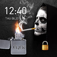cigarette & smoke Lock Screen Apk Download for Android
