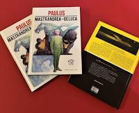 Logo Partecipa e vinci gratis copie del libro ''Paulus'' e buoni sconto NPE da 5€