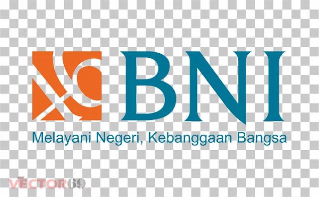 Logo Bank BNI (Bank Negara Indonesia) - Download Vector File PNG (Portable Network Graphics)