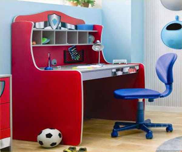 25 Kids Study Room Designs Decorating Ideas: Perfect Study Area In Kids Rooms