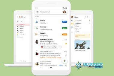 Cara Buat Akun Baru Gmail Melalui Komputer dan Ponsel