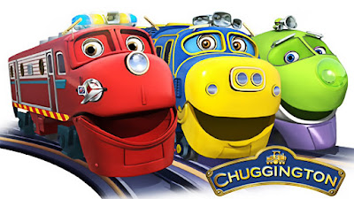 Film Lagu gambar wallpaper kartun Chuggington RTV