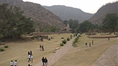 bhangarh entry view