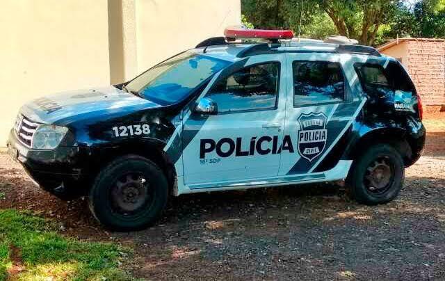 POLÍCIA CIVIL PRENDE HOMICIDA EM IRETAMA