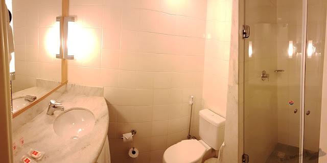 Banheiro do Ibis Aracaju, Sergipe