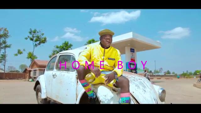 VIDEO | Masque - Home boy