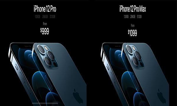 توفر وسعر ايفون 12 بروiPhone 12 Pro Max