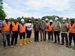 Gubernur Sulsel  Nurdin Abdullah Pantau Rest Area Sidrap
