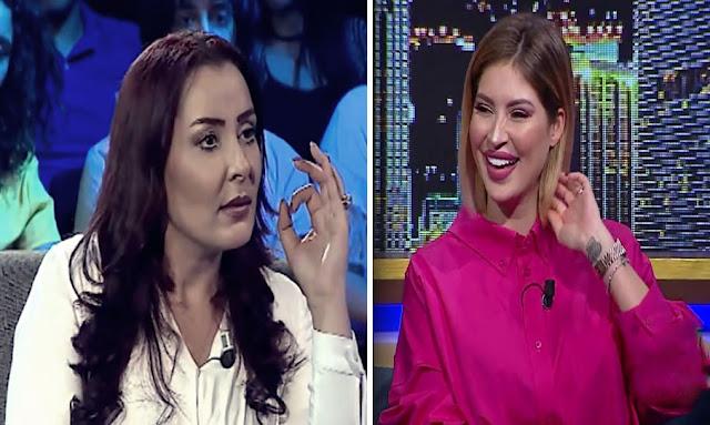 """تونس - بالفيديو ... مريم الدباغ : """"عربية حمادي داخلة لجهنّم طول ... و نقول لراجلها براس أمك طلّقها"""" abdelli showtime attessiatv mariem dabbegh arbia hamadi"""