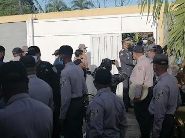 Seccional de ADP en Villa Vásquez suspensión de docencia por falta de profesores.