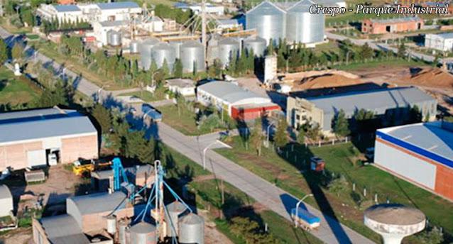 Parque Industrial de Crespo